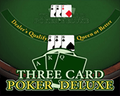 3 Card Poker Deluxe